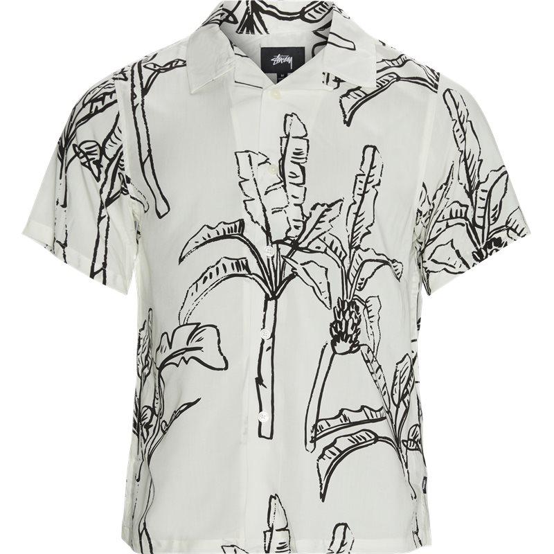 Billede af Stüssy Banana Tree Shirt Off White